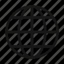 earth, globe, planet, transit icon icon