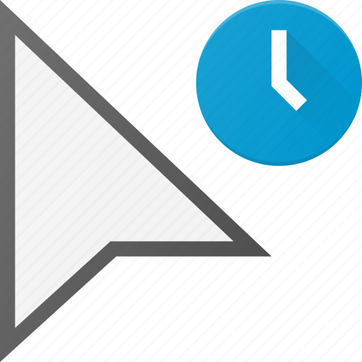 arrow, click, cursor, hold, mouse, pointer icon