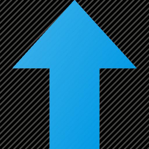 arrow, cursor, mouse, select, up icon