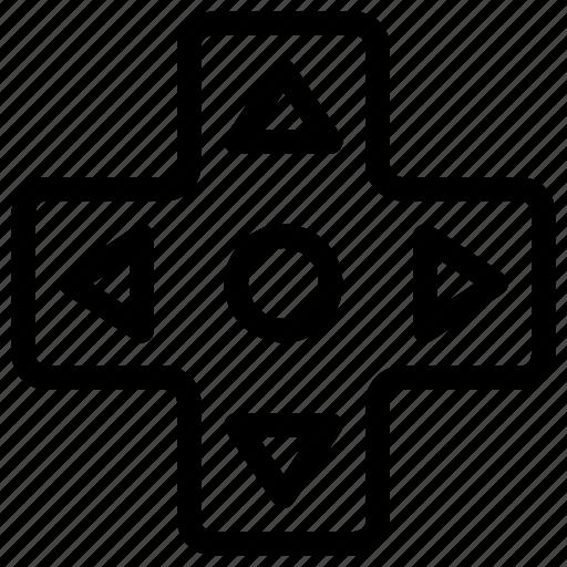 arrows, control, direction, location, navigation icon