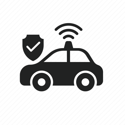 car, check, driving, safety, self, self driving car icon
