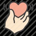 thanks, thank you, give love, heart, gratitude, like