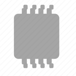 components, electronic icon