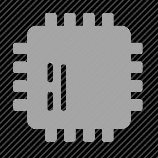 cpu, electronics icon