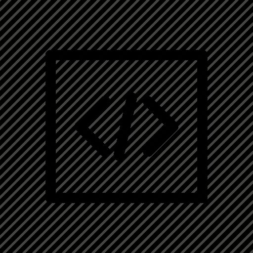analyze, code, marketing, optimize, programmer, seo, web icon