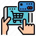 buy, cart, purchase, sell icon