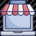 computer, ecommerce, laptop, online, shop, store