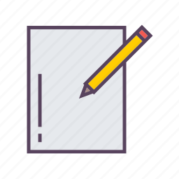copywriting, search, seo icon