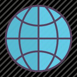 earth, global, globe, internet, seo, solution, world icon