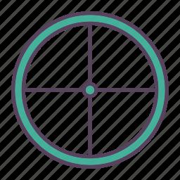 goal, keywords, shooting, target, targeting icon