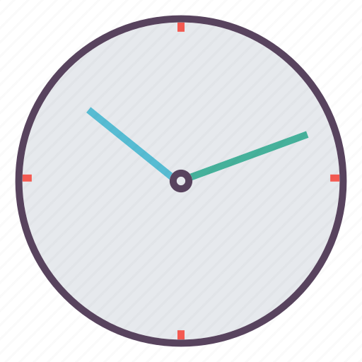 clock, management, time, watch icon