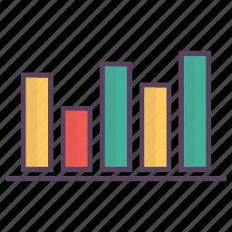 analytics, diagram, marketing, seo, statistics, web icon