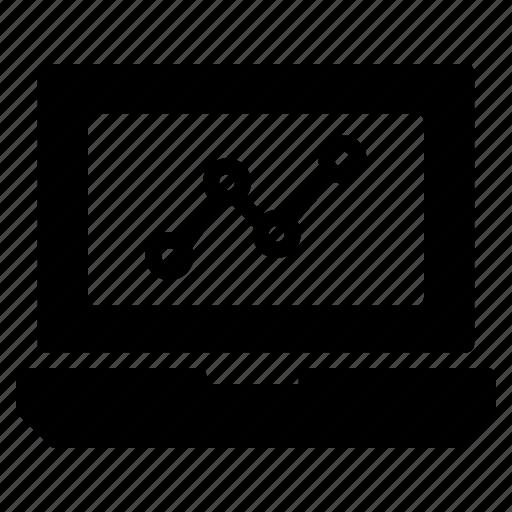 Analytics, dashboard, graph, report, sales, statistics icon - Download on Iconfinder