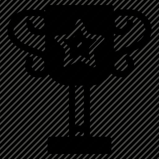 Achievement, award, cup, reward, trophy icon - Download on Iconfinder