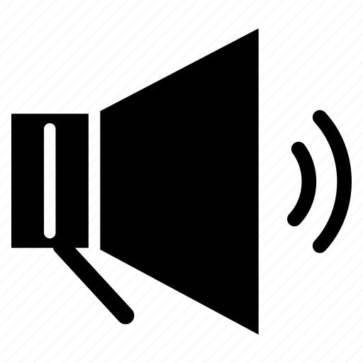Advertising, megaphone, promotion, seo, speaker, volume icon - Download on Iconfinder