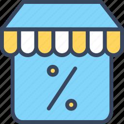 business, internet, market, promotion, seo, shop icon