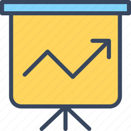 business, internet, market, seo, training icon