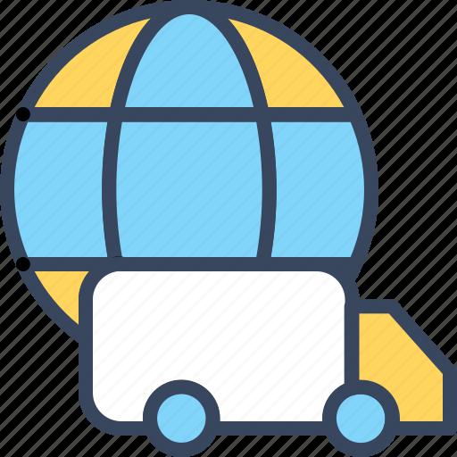 business, delivery, internet, market, seo, service icon