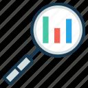 browse, chart, dashboard, find, market analysis, statistics