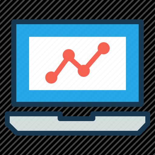 analytics, dashboard, graph, report, sales, statistics icon