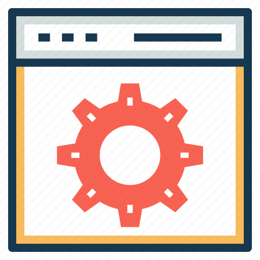 Browser, optimization, preferences, seo, settings icon - Download on Iconfinder