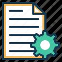 content management, document, file, optimization.blog, seo, settings