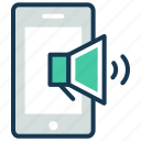 megaphone, phone, promotion, seo marketing, speaker, volume icon