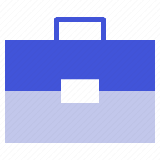 briefcase, business, job, office, portfolio, suitcase icon