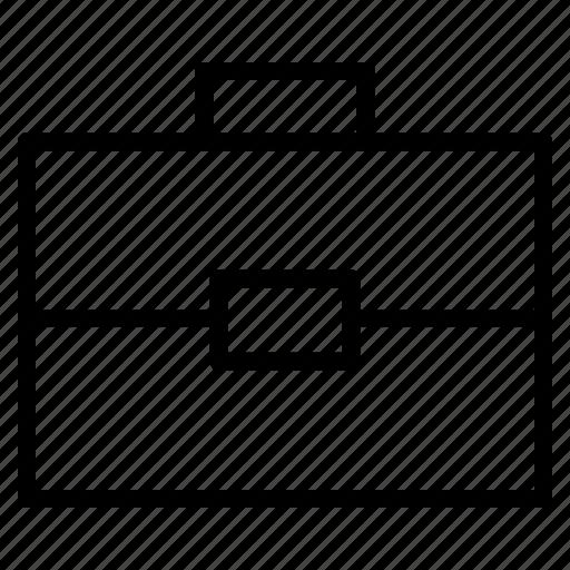Briefcase, business, job, office, portfolio, suitcase icon - Download on Iconfinder