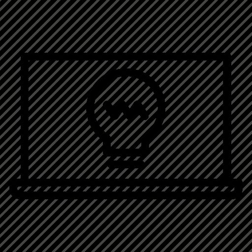 idea, new, seo, web, website icon
