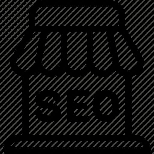 Seo, shop, business, internet, online icon - Download on Iconfinder