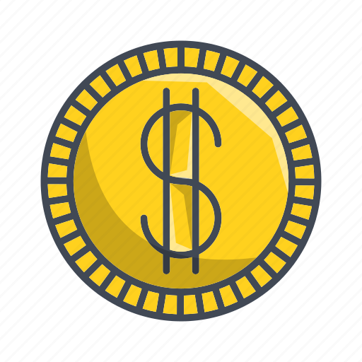 Coin, cash, currency, money icon - Download on Iconfinder