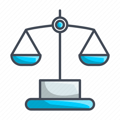 Justice, balance, law, legal icon - Download on Iconfinder