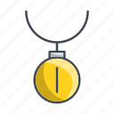 award, gold, medal, prize, reward icon