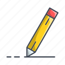 design, edit, note, pen, pencil, write icon
