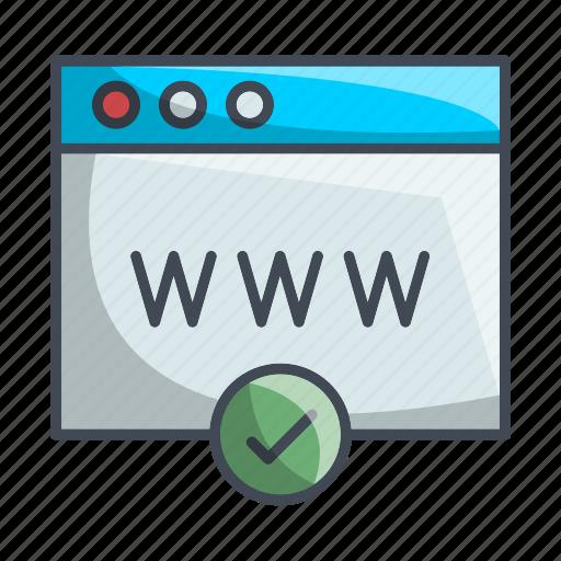 page, seo, web page, website icon