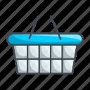 buy, basket, bag, shopping