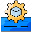 deliverable, object setting, product, seo icon