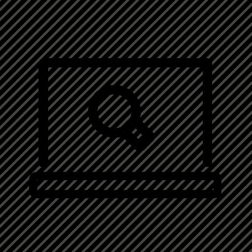 html, optimization, search, seo icon