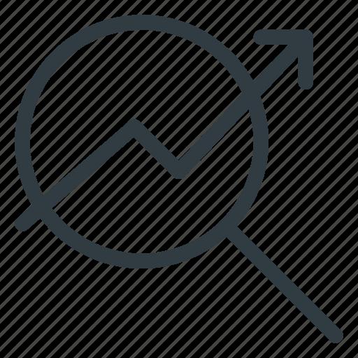 analysis, analytics, engine, optimization, search, seo icon