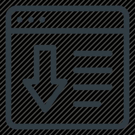 landing, page, seo, web, website icon