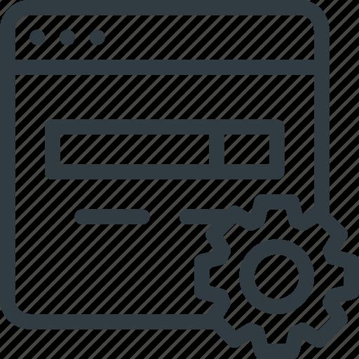 analysis, engine, marketing, monitoring, optimization, search, seo icon
