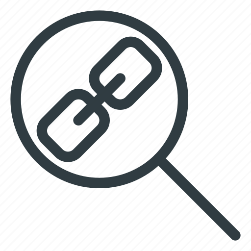 advertising, link, marketing, monitoring, search, seo icon