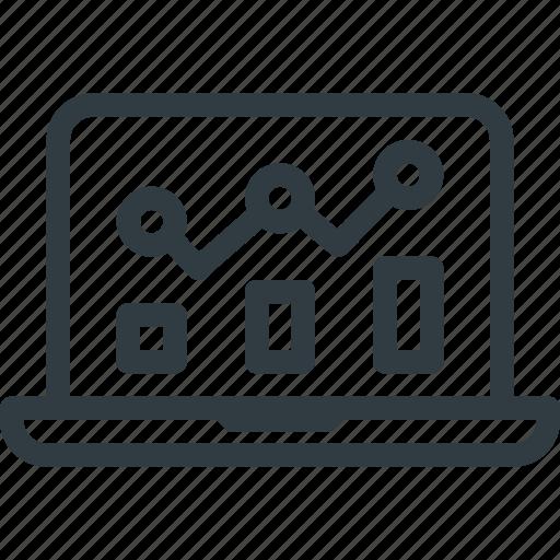 analysis, diagram, engine, marketing, monitoring, optimization, seo icon