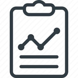 analysis, diagram, marketing, monitoring, optimization, report, seo icon