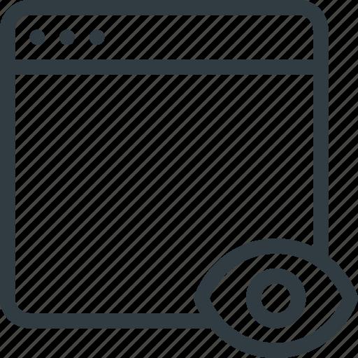 analysis, analytics, marketing, monitoring, seo, website icon