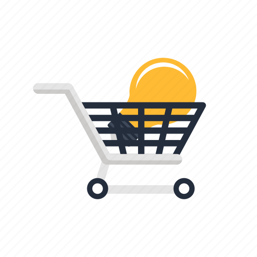business, commerce, e-commerce, idea, marketing, seo, shopping icon