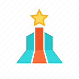 award, seo, strategy, success, victory, win, winner icon