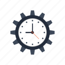 clock, cogwheel, deadline, management, optimization, seo, time