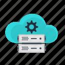 backup, cloud, optimization, search, seo, server, settings